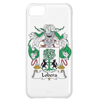 Escudo de la familia de Lobera
