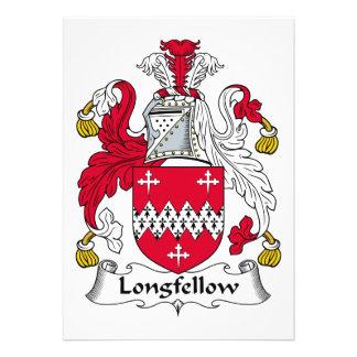 Escudo de la familia de Longfellow Anuncio