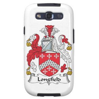 Escudo de la familia de Longfield Galaxy SIII Protector