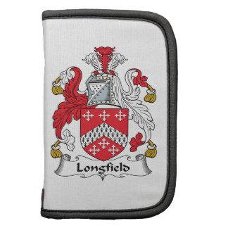 Escudo de la familia de Longfield Planificadores