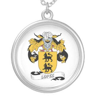 Escudo de la familia de López Collar