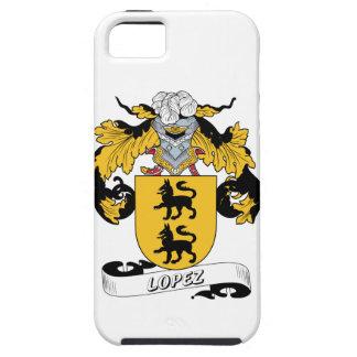 Escudo de la familia de López iPhone 5 Case-Mate Coberturas