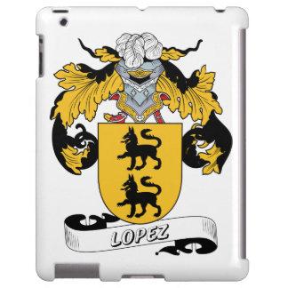 Escudo de la familia de López Funda Para iPad