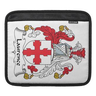 Escudo de la familia de Lorenza Mangas De iPad