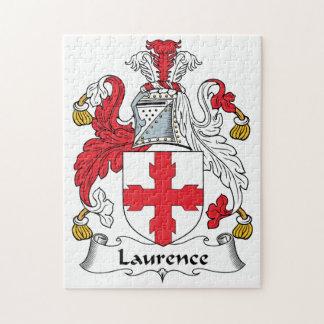 Escudo de la familia de Lorenza Puzzles Con Fotos