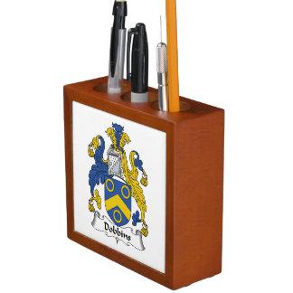 Escudo de la familia de los caballos de labor