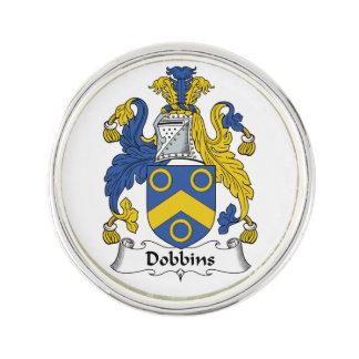 Escudo de la familia de los caballos de labor insignia