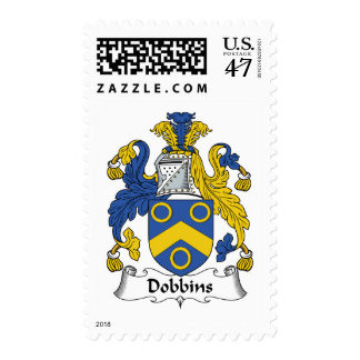 Escudo de la familia de los caballos de labor sellos