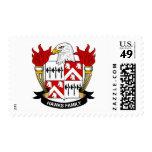 Escudo de la familia de los halcones franqueo