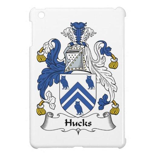 Escudo de la familia de los Hucks