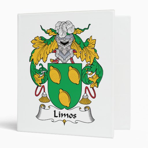 Escudo de la familia de los Limos