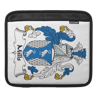 Escudo de la familia de los molinos manga de iPad