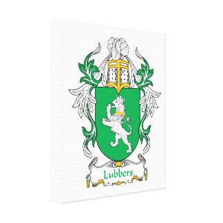 Escudo de la familia de los patanes impresion en lona