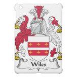 Escudo de la familia de los Wiles