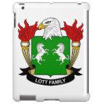 Escudo de la familia de Lott