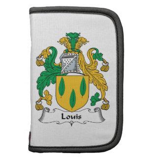 Escudo de la familia de Louis Planificador
