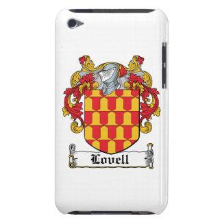 Escudo de la familia de Lovell iPod Case-Mate Funda