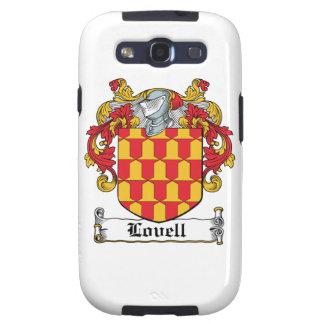 Escudo de la familia de Lovell Samsung Galaxy S3 Funda