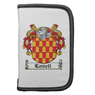 Escudo de la familia de Lovell Organizador
