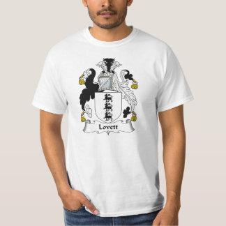 Escudo de la familia de Lovett Camisas