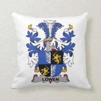 Escudo de la familia de Lowen Cojin