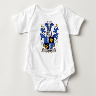 Escudo de la familia de Lowen T-shirt