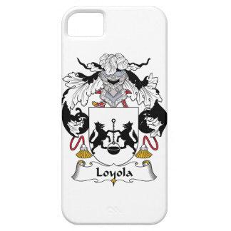 Escudo de la familia de Loyola Funda Para iPhone SE/5/5s