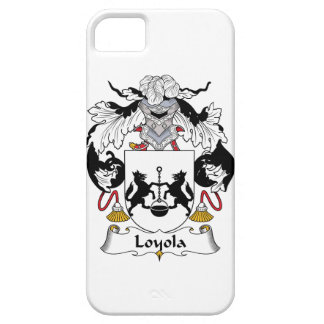 Escudo de la familia de Loyola iPhone 5 Carcasa