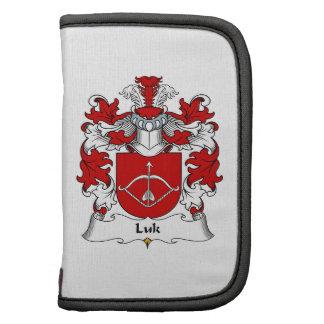 Escudo de la familia de Luk Organizador