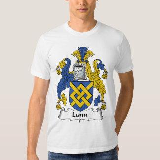 Escudo de la familia de Lunn Camisas