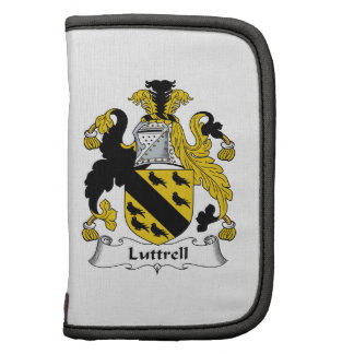 Escudo de la familia de Luttrell Planificador