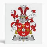 Escudo de la familia de Lydon