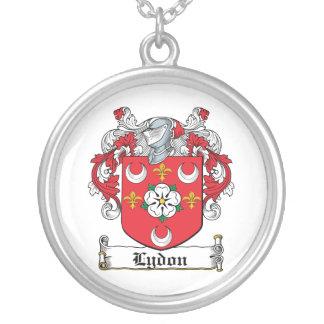 Escudo de la familia de Lydon Pendiente Personalizado