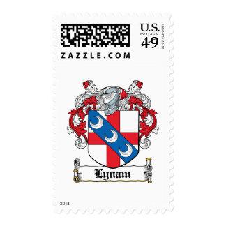 Escudo de la familia de Lynam Envio