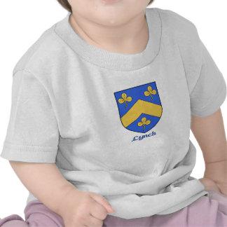 Escudo de la familia de Lynch Camisetas