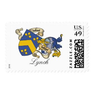 Escudo de la familia de Lynch Envio