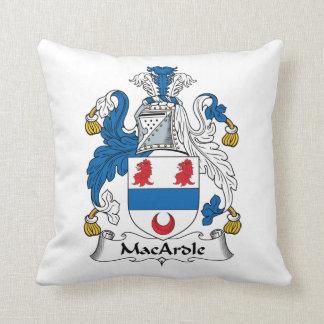 Escudo de la familia de MacArdle Cojin