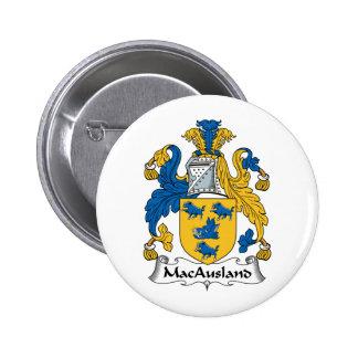 Escudo de la familia de MacAusland Pins