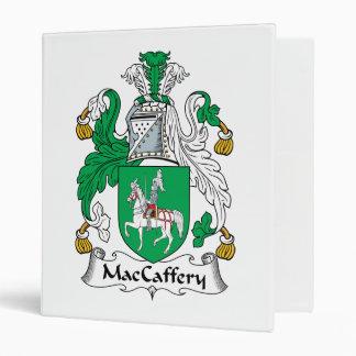 Escudo de la familia de MacCaffery