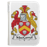 Escudo de la familia de MacCarrol