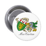 Escudo de la familia de MacCartan Pins
