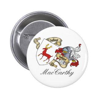 Escudo de la familia de MacCarthy Pins