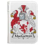 Escudo de la familia de MacCartron