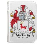 Escudo de la familia de MacCarty