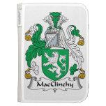 Escudo de la familia de MacClinchy