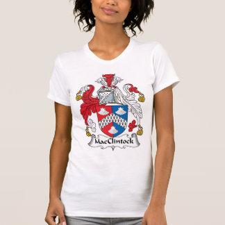 Escudo de la familia de MacClintock Poleras