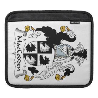 Escudo de la familia de MacCodden Manga De iPad