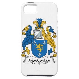 Escudo de la familia de MacCoglan iPhone 5 Funda