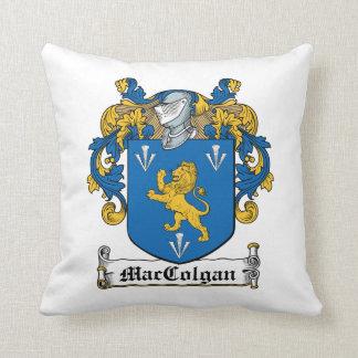 Escudo de la familia de MacColgan Cojín