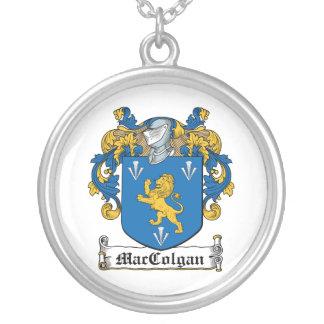 Escudo de la familia de MacColgan Colgante Redondo